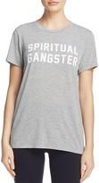 Spiritual Gangster Graphic Logo Tee