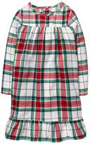 Gymboree Plaid Night Gown