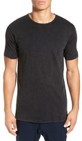 Zanerobe Men's 'Flintlock' Longline Crewneck T-Shirt