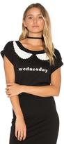 Wildfox Couture I'm Wednesday Top