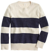 J.Crew Boys' rugby-stripe sweater