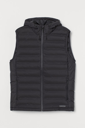 H&M Windproof hooded gilet