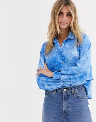 Love tye dye blouse