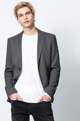 Zadig & Voltaire Viks Wool Jacket