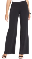 JM Collection Petite Pull-On Wide-Leg Pants, Created for Macy's