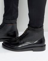 Paul Smith Munari Lace Up Boots