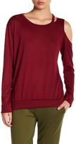 C&C California Ava Distressed Sweatshirt