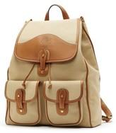 Ghurka Men's Blazer Backpack - Beige