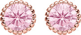 Thomas Sabo Glam & Soul 18ct rose gold-plated zirconia earrings