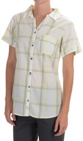 Columbia Wild Haven Shirt - Button Front, Short Sleeve (For Women)