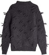 Simone Rocha Pullover with Alpaca and Virgin Wool