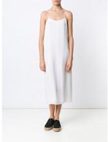 Alexander Wang layered cami dress