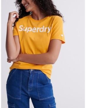 Superdry Women's Flock T-Shirt