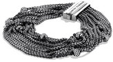 David Yurman Sixteen-Row Chain Bracelet with Diamonds