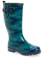 Chooka Women's 'Electric Ikat' Rain Boot