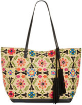 INC International Concepts Maisie Embroidered Tote, Created for Macy's