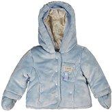 Kanz Unisex Baby Babyjäckchen m. Kapuze 1/1 Arm 0003517 Hooded Long Sleeve Jacket