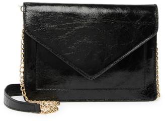 Urban Expressions Vegan Leather Envelope Crossbody Bag