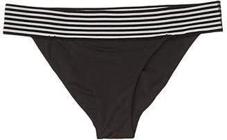 Carve Designs Ava Bottoms (Black) Women's Swimwear
