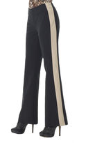 Shape Fx Black Madison Bootcut Pants