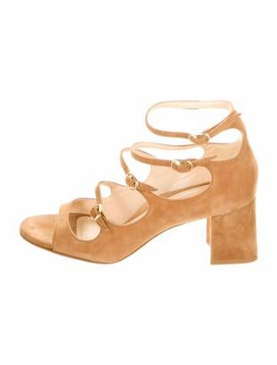 Marion Parke Suede Gladiator Sandals