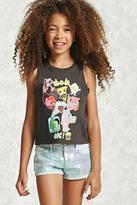 FOREVER 21 girls Girls Sequin Shorts (Kids)