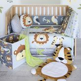 Living Textiles Jabali 6-Piece Nursery Set