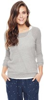 Splendid 100% Cashmere Long Sleeve Pullover