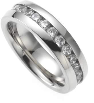Salé 389070003-052XX Stainless Steel Unisex Ring