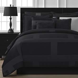 Comfy Bedding Frame Jacquard Microfiber Queen 5-piece Comforter Set