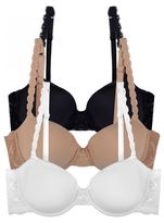 Cosabella Never Say Never Comfietm Contour Bra Basic Pack