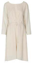 DAY Birger et Mikkelsen Ivory Lilac Dress - 36/uk 10 - White