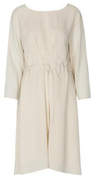 DAY Birger et Mikkelsen Ivory Lilac Dress - 38/uk 12 - White