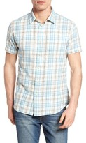 Grayers Men's Bridge Plaid Sport Shirt