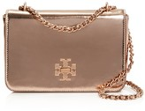 Tory Burch Mercer Metallic Adjustable Shoulder Bag