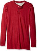 Lee Men's Weekender Long Sleeve Henley