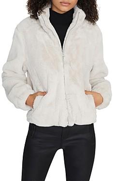 Sanctuary Sami Faux Fur Jacket