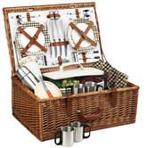 Picnic at Ascot Dorset Picnic Basket for 4w/Coffee Service -London