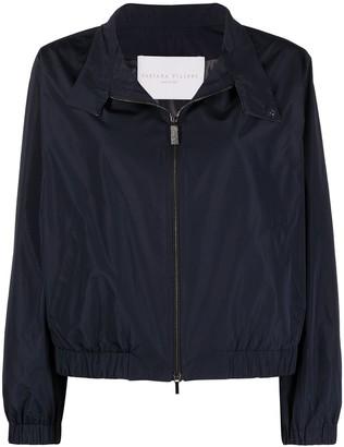 Fabiana Filippi Rhinestone-Embellished Lightweight Jacket