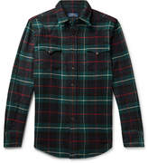 Polo Ralph Lauren - Checked Wool-Flannel Overshirt
