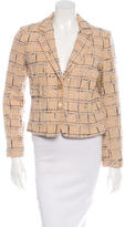 Tory Burch Tweed Blazer