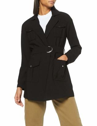 New Look Women's Safari Belted 6058713 Jacket