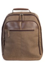 Boconi Men's 'Bryant Lte' Backpack - Brown