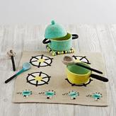 Felt Gourmet Plush Cooking Set