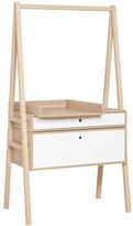 Vox Footwear Spot Chest of Drawers with Baby Changing Station