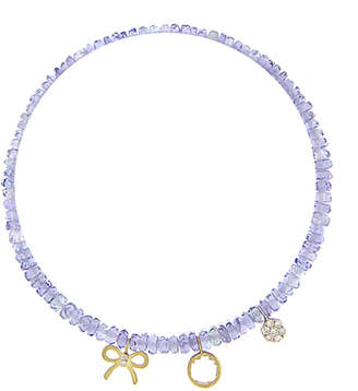 Meira T 14K Diamond & Tanzanite Bracelet