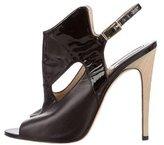 Camilla Skovgaard Cutout Leather Sandals