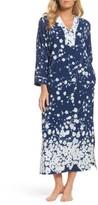Oscar de la Renta Women's Sleepwear Zip Caftan