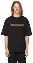 Pyer Moss Black Miragwan T-shirt