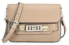 Proenza Schouler Women's Mini PS11 Classic Leather Crossbody Bag